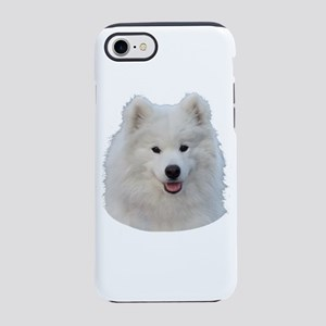Samoyed face iPhone 7 Tough Case