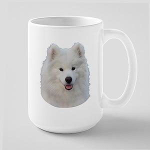 Samoyed face Mugs