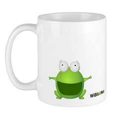 WiBit.Net Frog is Happy