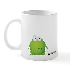 WiBit.Net Frog is Confused