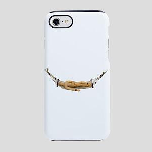 LayingOnHammock112109 iPhone 7 Tough Case