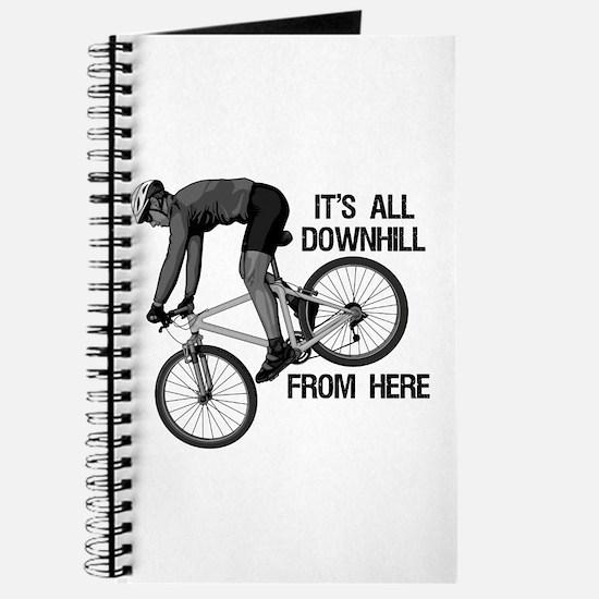 Downhill Mountain Biker Journal