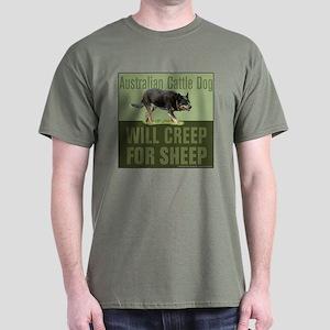 Australian Cattle Dog Creep for Sheep Dark T