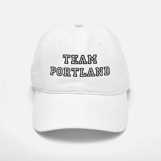 Team Portland Baseball Baseball Cap
