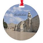 Bethlehem Round Ornament