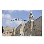 Bethlehem Postcards (Package of 8)
