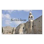 Bethlehem Sticker (Rectangle)