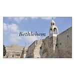 Bethlehem Sticker (Rectangle 10 pk)