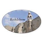 Bethlehem Sticker (Oval 50 pk)
