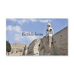 Bethlehem Car Magnet 20 x 12
