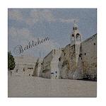 Bethlehem Tile Coaster