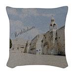 Bethlehem Woven Throw Pillow