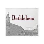 Bethlehem Throw Blanket
