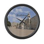 Bethlehem Large Wall Clock