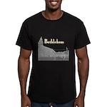 Bethlehem Men's Fitted T-Shirt (dark)