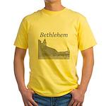 Bethlehem Yellow T-Shirt