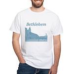 Bethlehem White T-Shirt