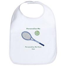 Personalized Tennis Bib