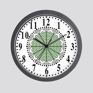 Eclectic Flower 366 Wall Clock