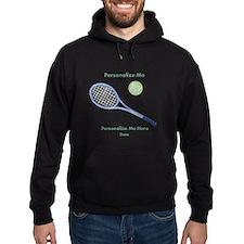 Personalized Tennis Hoodie (dark)