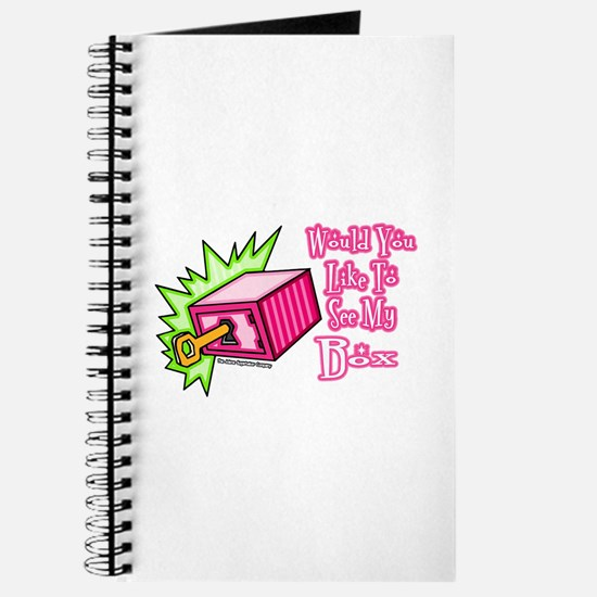Like To See My Box Journal