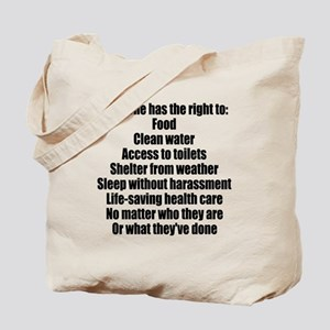 Living Rights Tote Bag