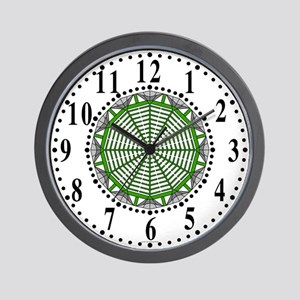 Eclectic Flower 401 Wall Clock