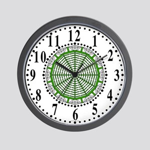 Eclectic Flower 402 Wall Clock