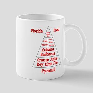 Florida Food Pyramid Mug