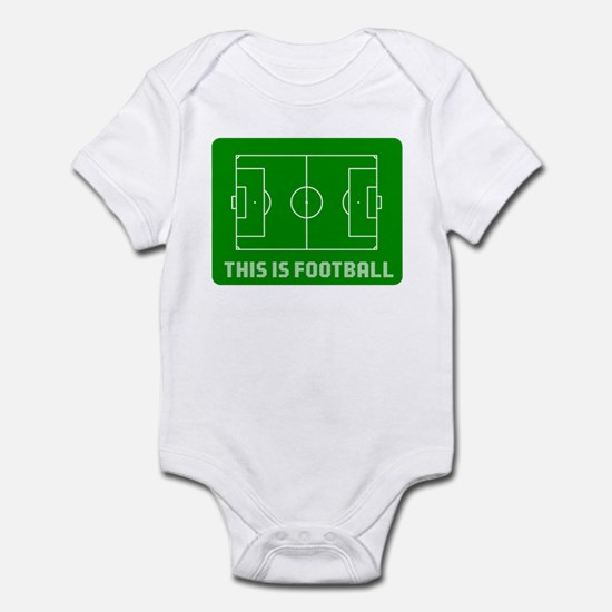 THIS IS FOOTBALL Infant Creeper