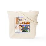 Lasik@Home Tote Bag