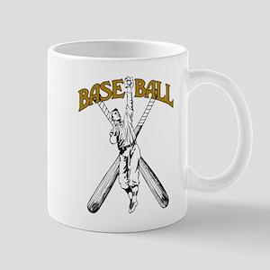 Vintage Baseball Mug