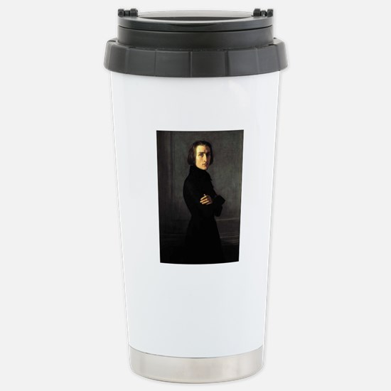 Liszt Stainless Steel Travel Mug