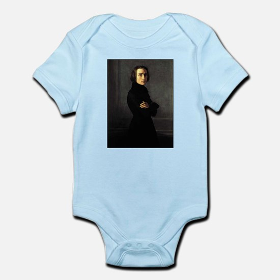 Liszt Infant Bodysuit