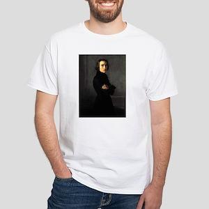 Liszt White T-Shirt