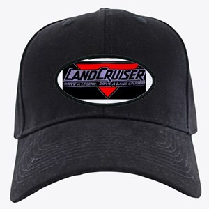 Ask me about my Land Cruiser Black Cap