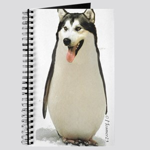 Malamute Penguin Journal