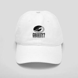 Gravity? Rock Climber Cap