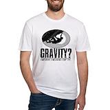 Rock climbing Fitted Light T-Shirts