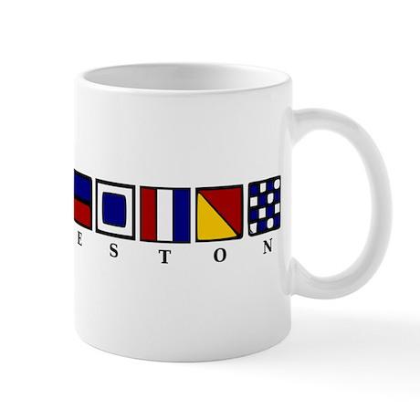 Nautical Charleston Mug