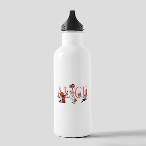 ALICE & FRIENDS IN WON Stainless Water Bottle 1.0L