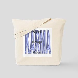 Good Brings Good Tote Bag