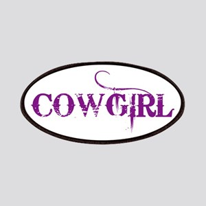 Cowgirl Patches