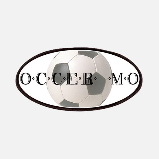 Soccer Mom Patches