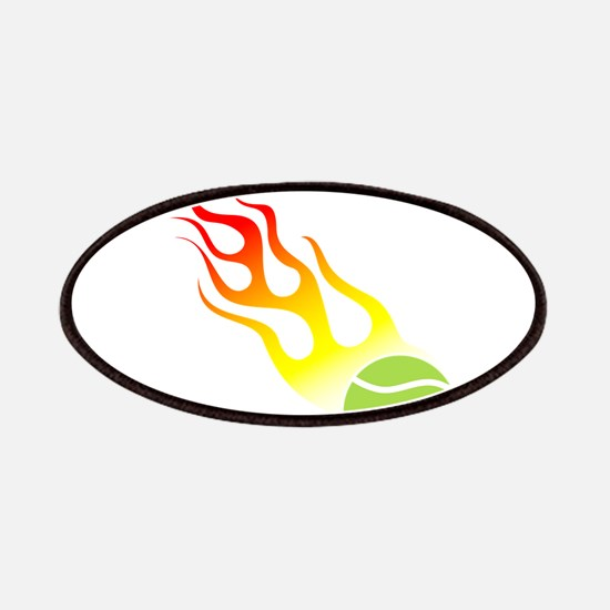 Tennis On Fire! Patches