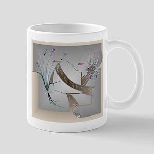 Flower Song Antique Mug