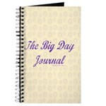 The Big Day Journal