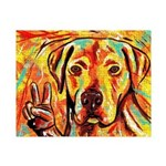 Yellow Lab Small Puzzle