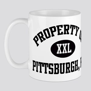 Property of Pittsburgh Mug