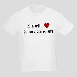 Hella Love Sioux City Kids T-Shirt